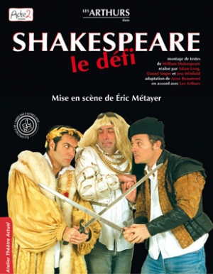 Shakespeare, le défi